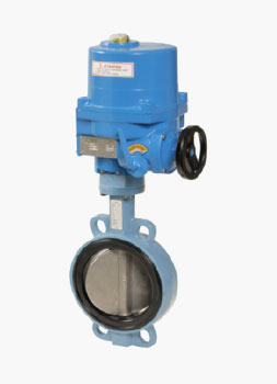 electrics-butterfly-valves