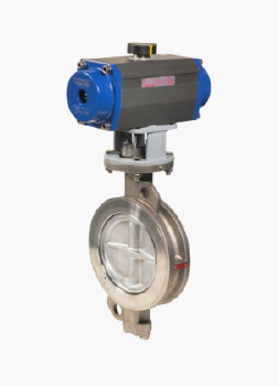 pneumatics-butterfly-valves