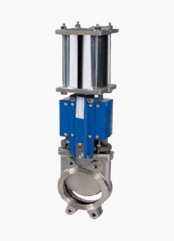 pneumatics-knife-valves